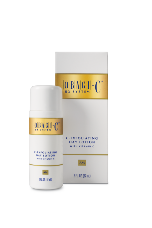 Rx System C-Exfoliating Day Lotion